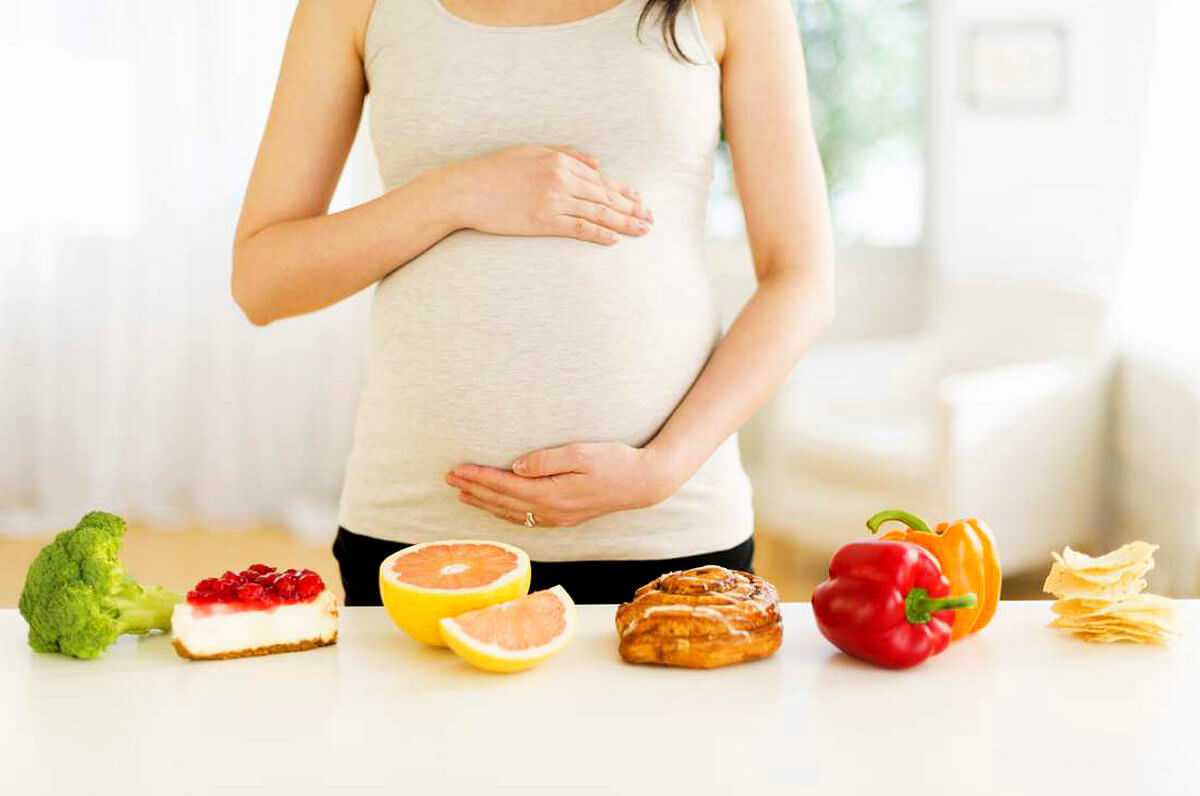 Chế độ ăn cho người tiểu đường thai kỳ 3