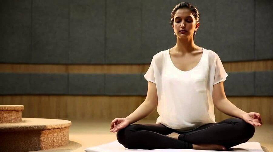 Bài tập yoga chữa bệnh tiểu đường 1