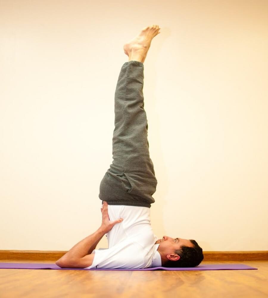 Bài tập yoga chữa bệnh tiểu đường 3