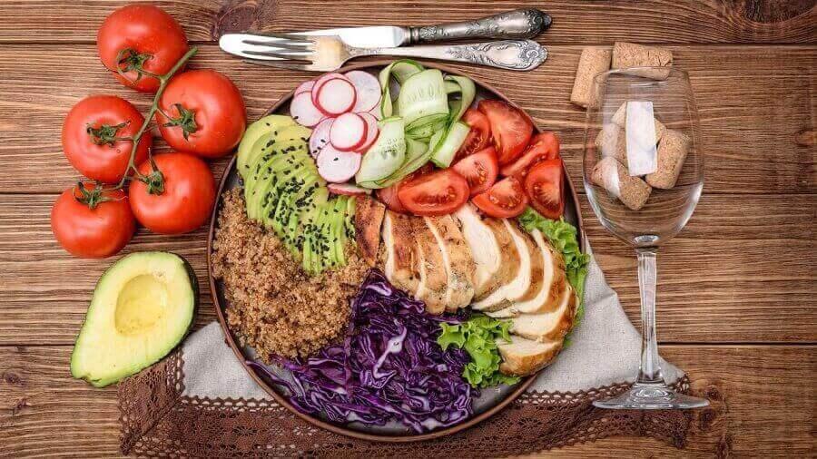 Bệnh gout và tiểu đường nên ăn gì 6