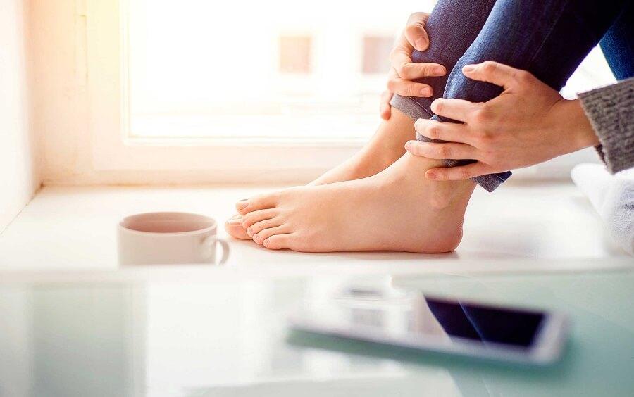 Bệnh nhân tiểu đường cắt bỏ ngón chân 1