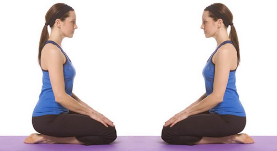 Tư thế yoga trị bệnh tiểu đường 4