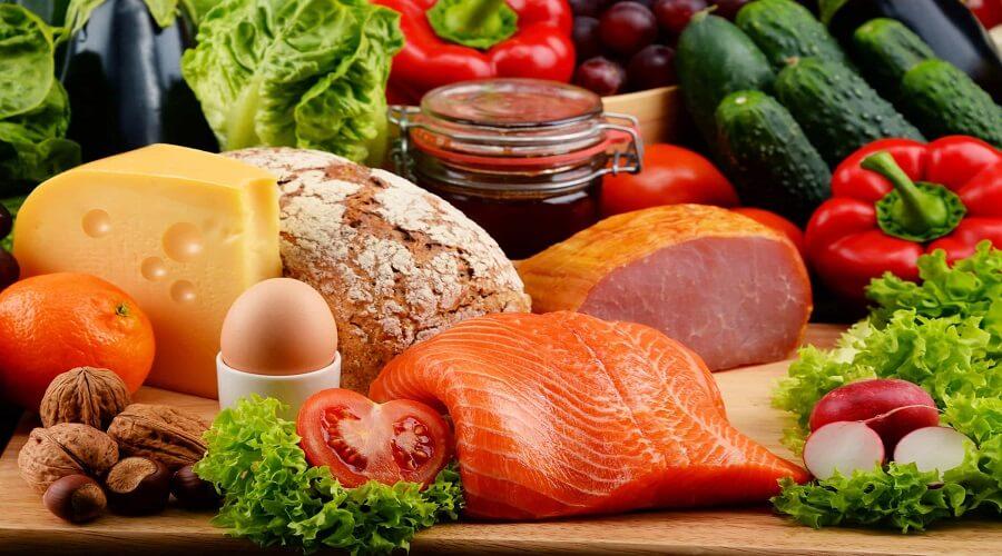 Thực phẩm có chỉ số đường huyết thấp 1