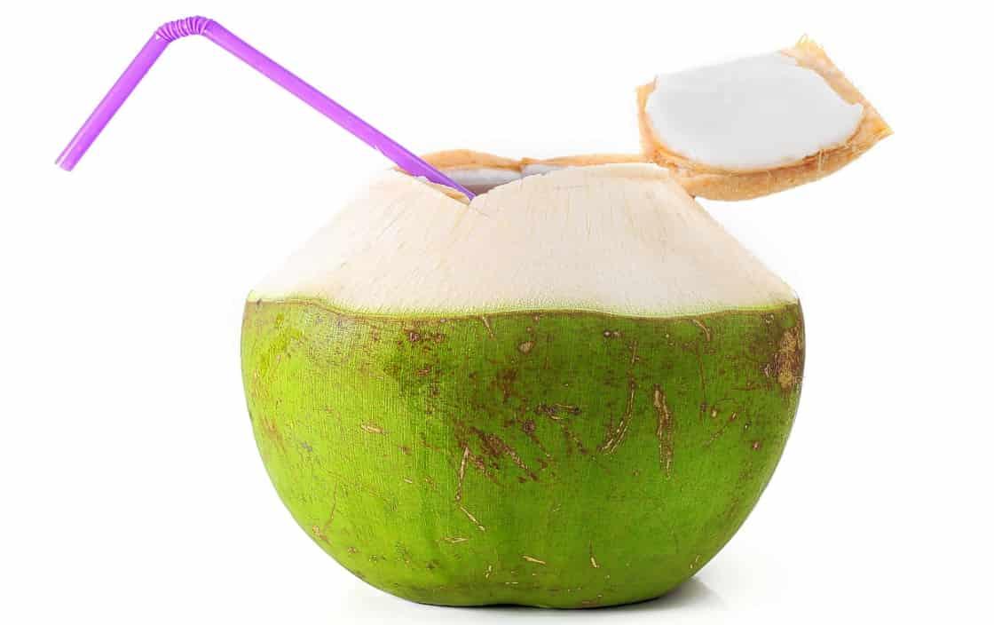 Tiểu đường thai kỳ có được uống nước dừa không 2