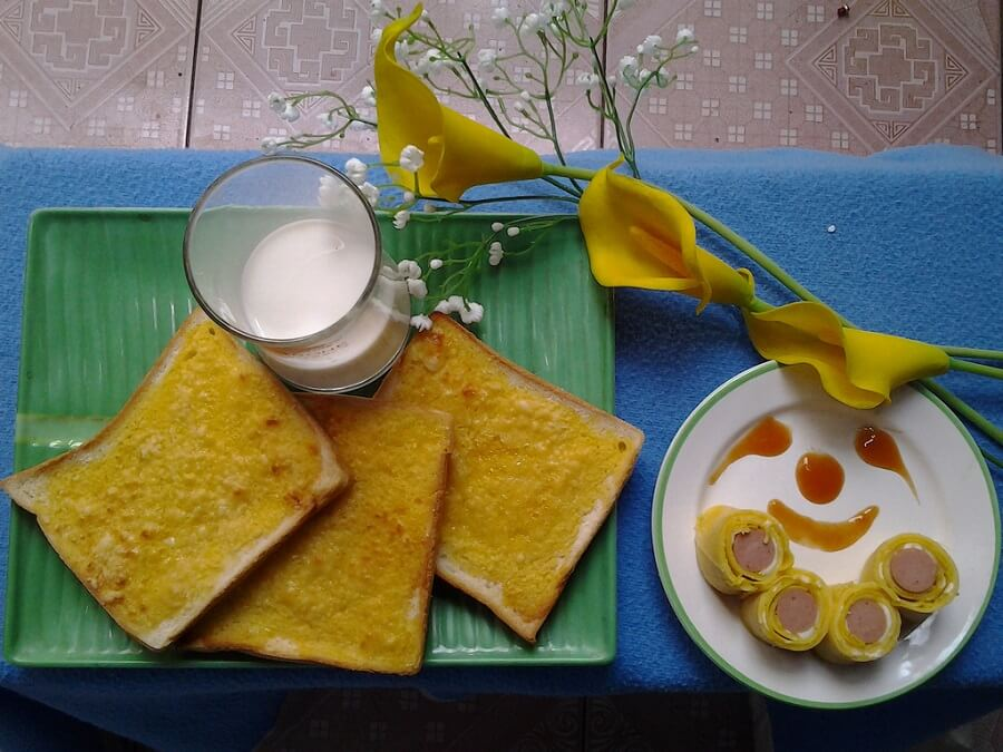 Uống sữa vào bữa sáng giúp giảm lượng đường trong máu cả ngày. Cải thiện chế độ ăn uống trong bệnh tiểu đường. 4