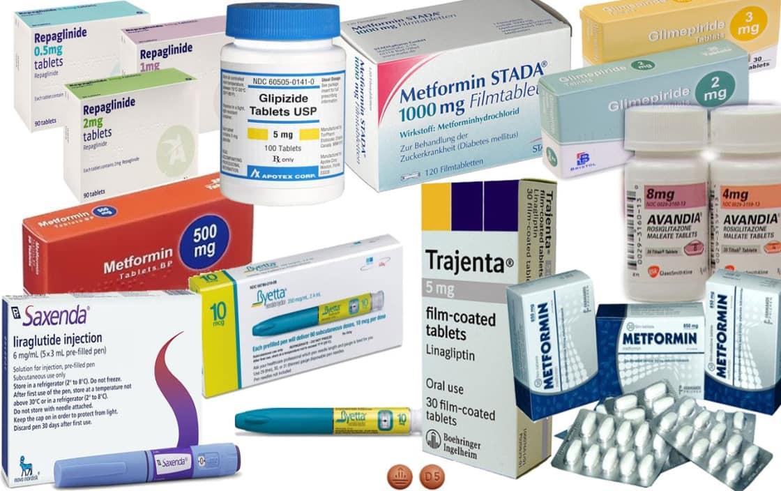 Uống thuốc tiểu đường có hại gì 1
