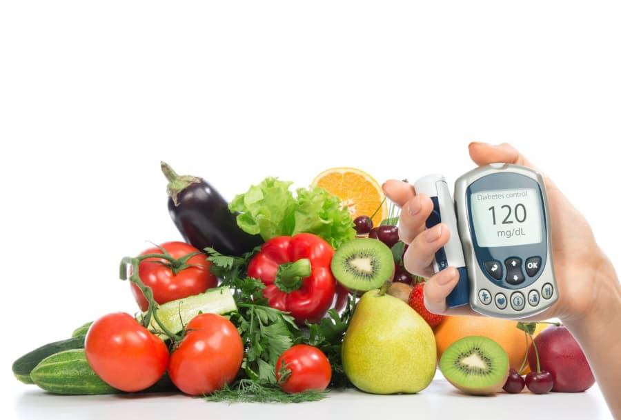 Điều gì xảy ra khi bệnh nhân tiểu đường uống nước ép trái cây và rau củ 3