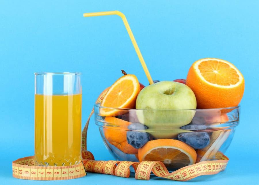 Điều gì xảy ra khi bệnh nhân tiểu đường uống nước ép trái cây và rau củ 4