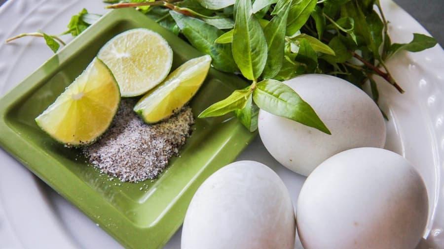 'Bệnh tiểu đường có ăn được trứng vịt lộn không 1