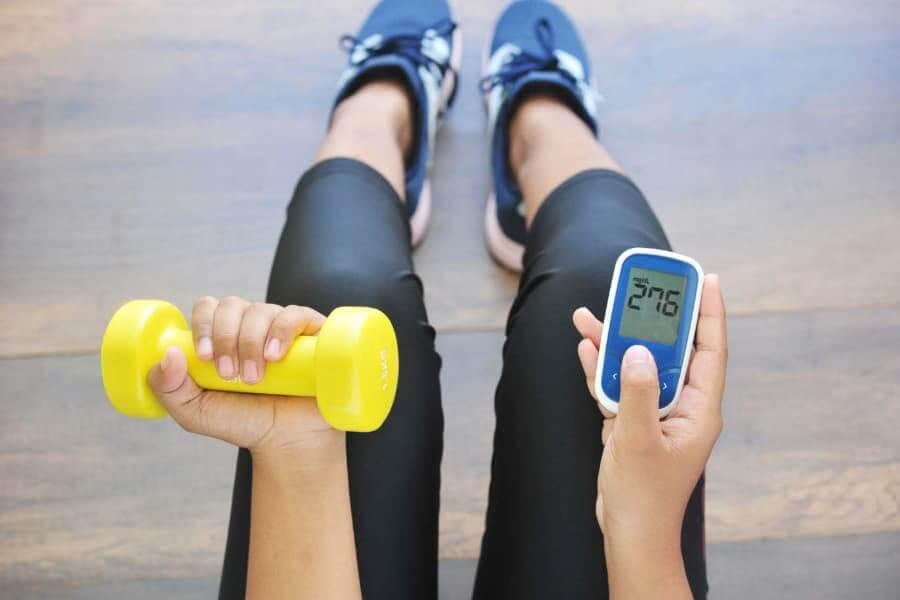 Bệnh tiểu đường và sức khỏe xương khớp 4