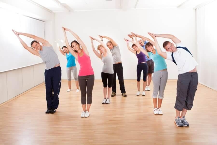 Loại bỏ lượng ăn quá nhiều trong dịp cuối năm và đầu năm mới bằng cách tập luyện 2