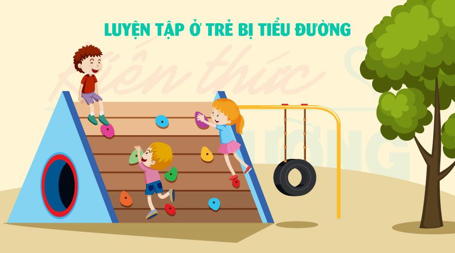 Hỏi đáp về cuộc sống của trẻ em bị tiểu đường 4