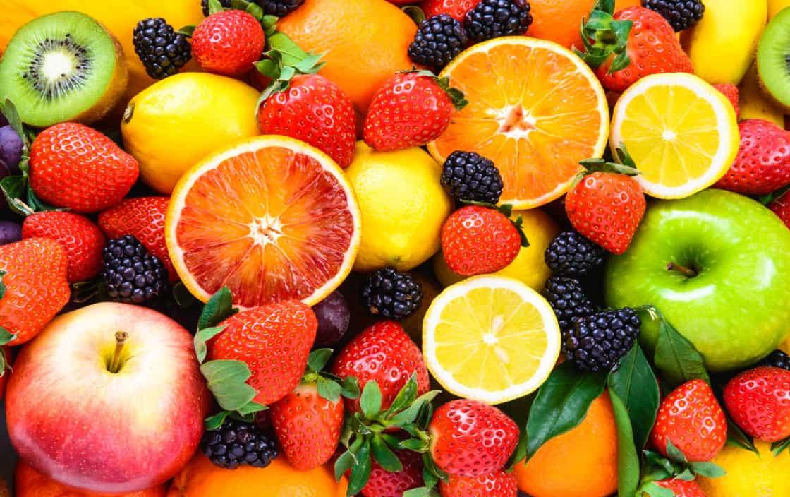 Những loại trái cây chứa nhiều đường 20