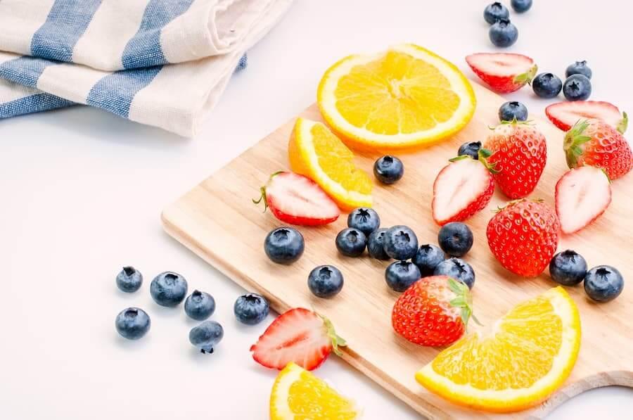 Những thực phẩm bệnh nhân tiểu đường có thể ăn 2