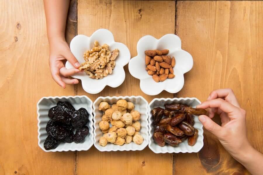 Những thực phẩm bệnh nhân tiểu đường có thể ăn 3