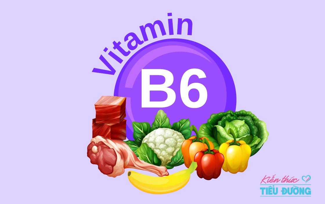 Kết quả hình ảnh cho vitamin b6
