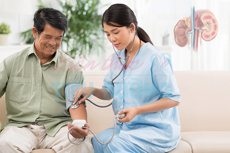 Bệnh tiểu đường và tăng huyết áp có ảnh hưởng lớn đến sự khởi phát của bệnh thận mãn tính 1