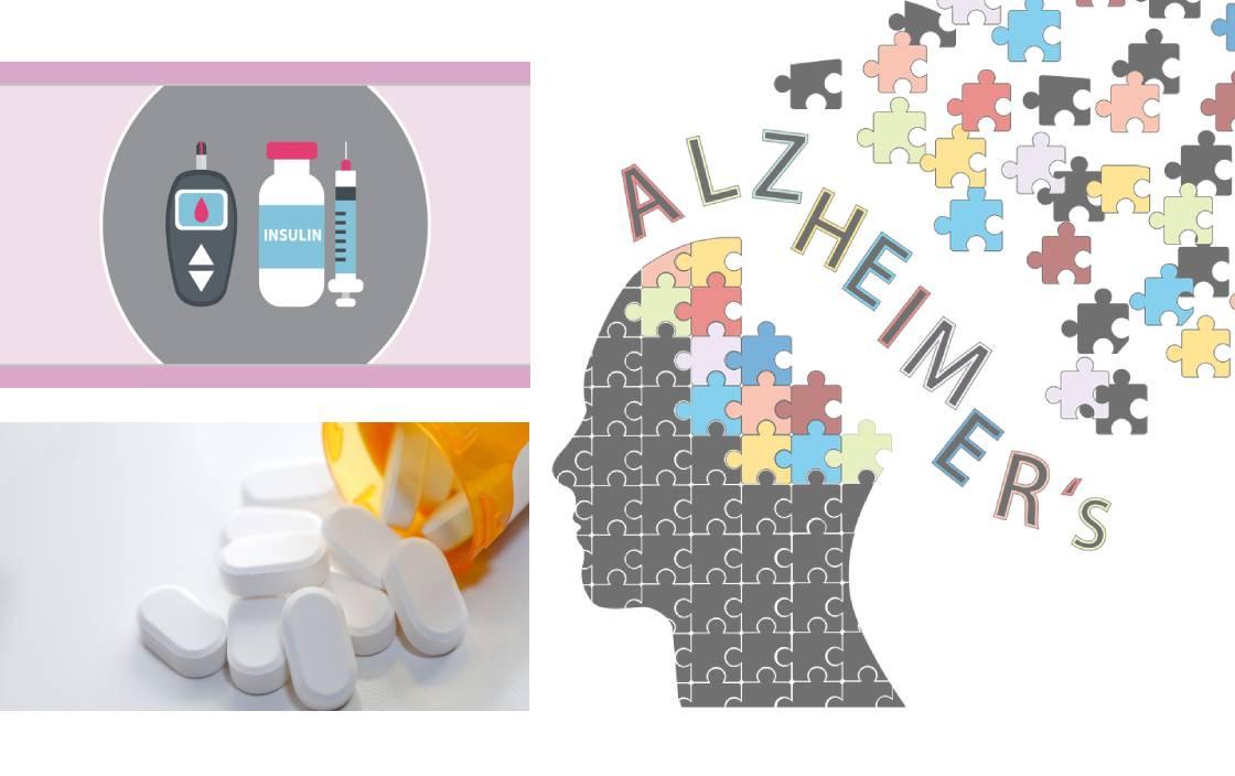 Thuốc điều trị bệnh tiểu đường làm giảm sự tiến triển của bệnh Alzheimer