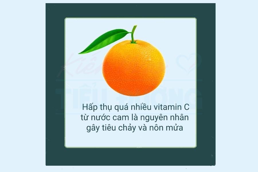 Uống nước cam quá nhiều có nguy hiểm không? Uống nước cam có dẫn đến nguy cơ bệnh tiểu đường? 12
