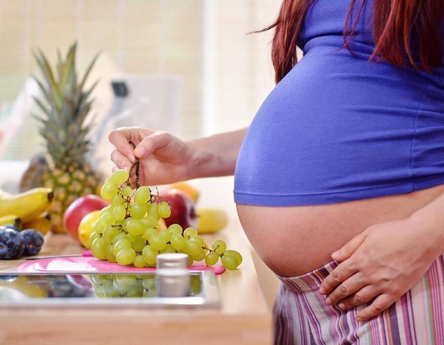 Bệnh nhân tiểu đường và tiểu đường thai kỳ ăn nho được không? 7
