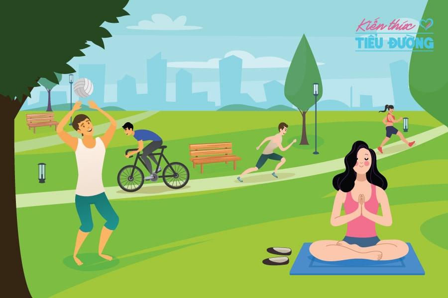 Công viên xanh ảnh hưởng tốt tới sức khỏe thể chất và tinh thần 2