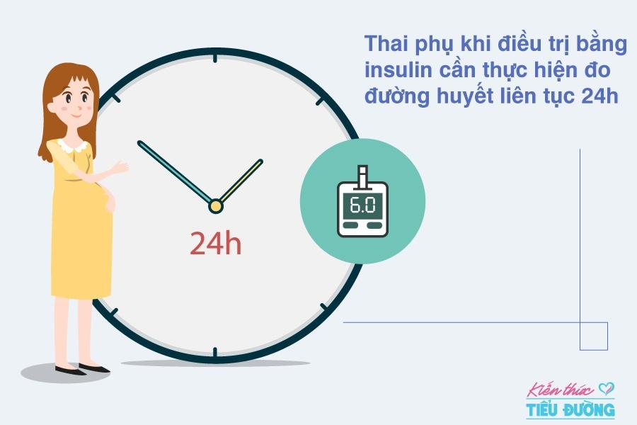 Mục tiêu kiểm soát đường huyết trong thai kỳ 2
