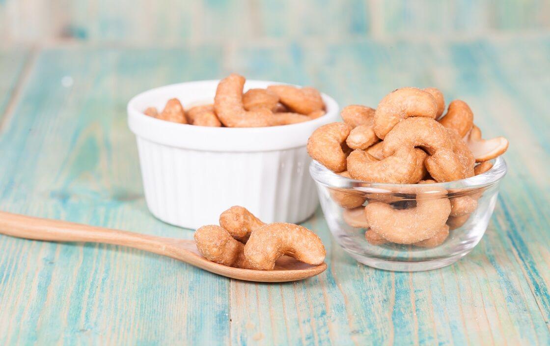 Bệnh tiểu đường có ăn được hạt điều không?