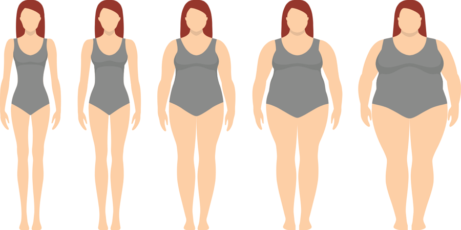 Chồng dễ mắc bệnh tiểu đường nếu vợ béo phì? 1