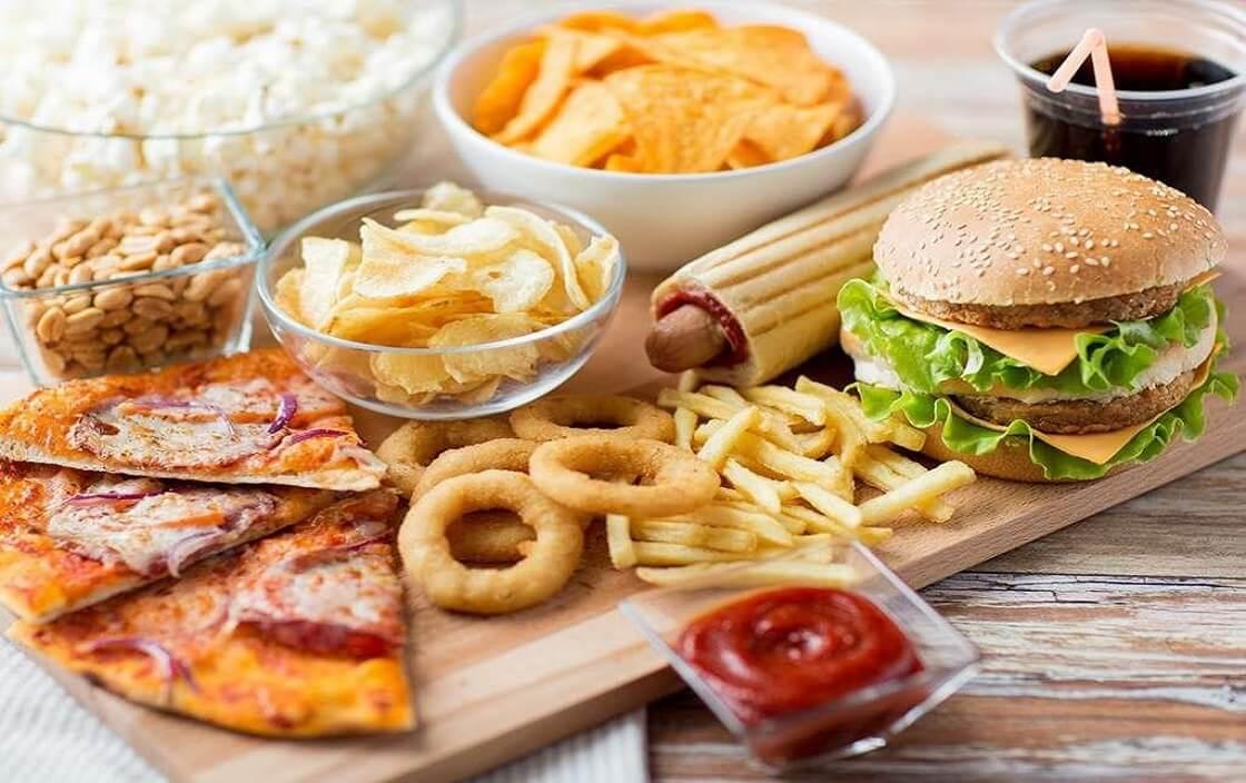 Trẻ có nguy cơ mắc bệnh đường tuýp 2 nếu ăn nhiều đồ có vị mặn, vị ngọt và chất béo 1