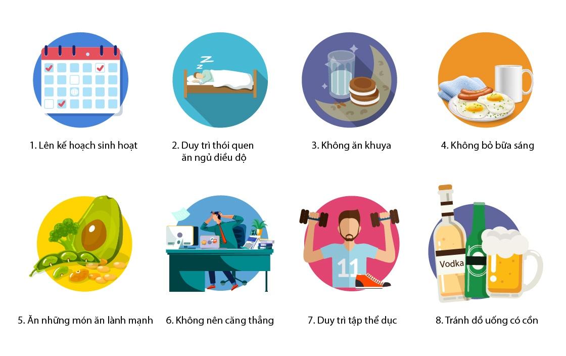 8 cách để kiểm soát đường huyết và cân nặng trong kỳ nghỉ lễ 2