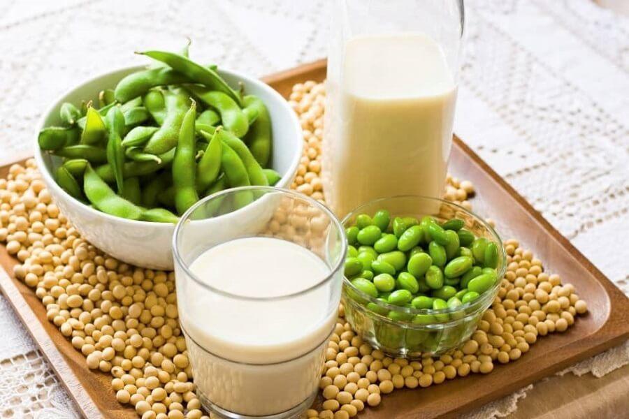 Đậu nành làm giảm nguy cơ mắc bệnh tiểu đường, giảm đường huyết và cholesterol 1