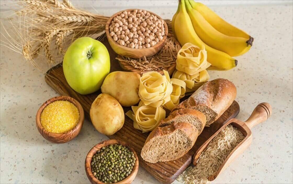 Tiêu chuẩn ăn uống nạp từ 50-55% carbohydrate là lành mạnh nhất