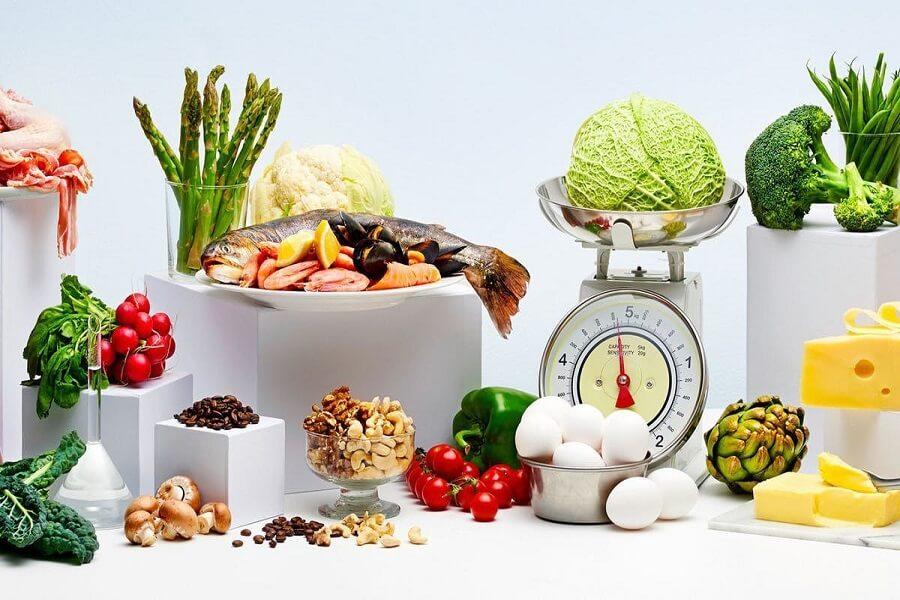 Tiêu chuẩn ăn uống nạp từ 50-55% carbohydrate là lành mạnh nhất 2