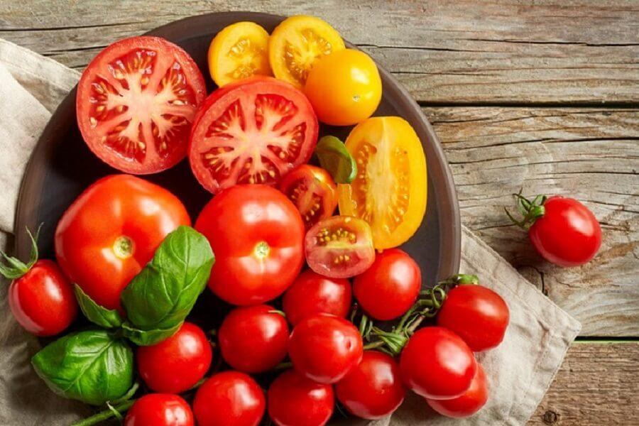 Cà chua có tác dụng giảm nguy cơ tiểu đường và chống oxy hóa 1